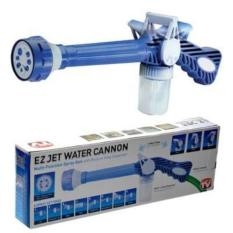 Review Toko Ez Jet Water Canon Spray Semprotan 8 Mode