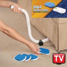 EZ Moves Home Appliance Tool / Alat Bantu Pemindah Barang - Putih