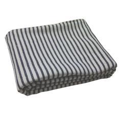 Ulasan Ezpata Selimut Blanket Garis Single Ukuran 120 X 180Cm Hitam Putih