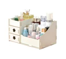EZY Candy Colored DIY Wooden Organizer Drawer - Ivory