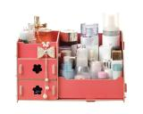 Jual Ezy Candy Colored Diy Wooden Organizer Drawer Merah Ezy Original