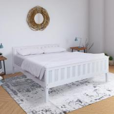 Beli Fabelio Renee Queen Bed Frame Khusus Jabodetabek Secara Angsuran