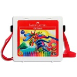 Jual Faber Castell Crayon Oil Pastel 60 Pcs Plastic Bags Termurah