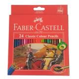 Miliki Segera Faber Castell Pensil Warna Classic 24W