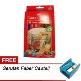 Harga Faber Castell Pensil Warna Classic 36 Warna Gratis Serutan Faber Castell Online