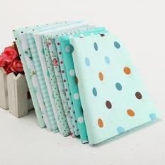 Kerajinan Kain Perca Batik Campuran Bahan Katun Kotak Bundel Ukuran 500X500 Mm-Intl