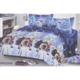 Harga Fairmont Frozen Sprei Set 160X200X20 Asli