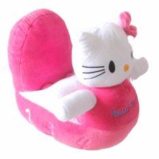 Family Boneka Sofa Odong-Odong - Hello Kitty