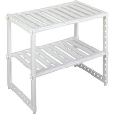 Ongkos Kirim Family Kitchen Rack Rak Plastik Abs Stainless Steel Di North Sumatra