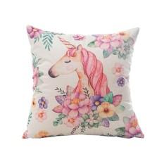 Daftar Harga Fancyqube Unicorn Pillow Case Cushion Cover For H01 Intl Fancyqube