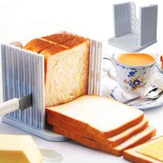 Penawaran Istimewa Fancytoy Roti Roti Sandwich Slicer Cutter Pembuat Cetakan Dapur Panduan Mengiris Alat Terbaru