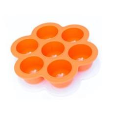 Fang Fang Makanan Pendamping ASI dan Weaning Baki Penyimpanan Pot Pack Mini/Kecil Freezer Containers-Intl