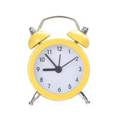 Fang Fang Bera Pocket Mini Logam Kecil Digital Alarm Clock-Intl