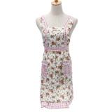 Spesifikasi Celemek Wanita Motif Bunga For Memasak Dilengkapi Saku Baju 07 Internasional Bagus
