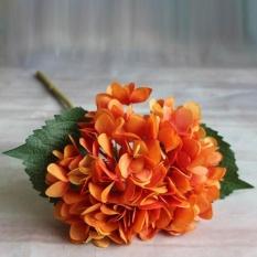 Beli Fashion Buatan Hydrangea Bunga Kain Sutra Plastik Pernikahan Supplies Diy Dekorasi Rumah Internasional Lengkap