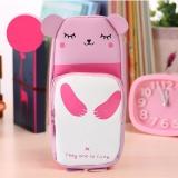 Desain Fashion Lucu Tas Pensil Siswa Cortex Besar Kapasitas Pensil Case Pink Intl Di Tiongkok