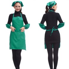 Jual Beli Fashion Light Polyester Kitchen Apron Tiongkok