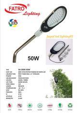 FATRO I LAMPU LED PJU I LAMPU JALAN I STREET LIGHT CHIP SMD EPISTAR TAIWAN - 50 WATT