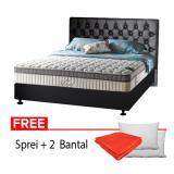 Spek Fcenter Elite Spring Bed Full Set Elegant Uk 160X200 Sandaran Prato Pulau Jawa Jawa Barat