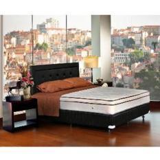 FCENTER Spring Bed SET Serenity Supreme Plushtop 180X200 [Jawa Tengah DIY JATIM]