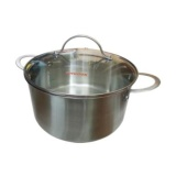 Tips Beli Fincook Dutch Oven 20Cm Do2005Ssgl Silver Yang Bagus