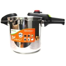 Fincook Pressure Cooker Pc 7601Ss 22Cm 7 6L Stainless Steel Di Dki Jakarta