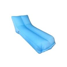 Bagian Jari Malas Dapat Diisi Angin Sofa Luar Ruangan Udara Sofa Tempat Tidur Ganda Lazy Panjang: 240*90 Cm-Internasional