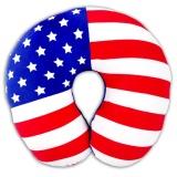 Katalog Fio Online Bantal Mobil Travel Bantal Leher Bendera Amerika America Bantal Mobil Terbaru