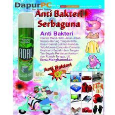 Fiore Anti Bakteri - Penghilang bau dan bakteri helm, sepatu, jaket,tas