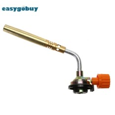 Flamethrower Burner Gas Blow Torch Ignition Camping Welding BBQ Tool - intl