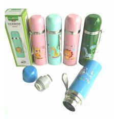 Promo Fleco Termos Air T 95 500 Ml Karakter Stainless Botol Panas Dingin Fleco