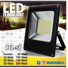 Ulasan Mengenai Flood Light Led Lampu Sorot Led Lampu Tembak Led Floodlight Led 50W