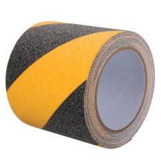 Toko Jual Lantai Anti Slip Tape Perekat Lengket Bersandaran Tinggi Pegangan Anti Licin Cocok Untuk Hitam And Kuning Intl