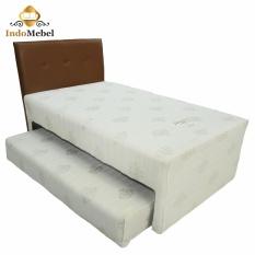 Florence Spring Bed 2in1 120x200 Komplit Set Healthy Kids (Kota Medan Saja + FREE ONGKIR)