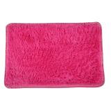 Spesifikasi Fluffy Anti Selip Kamar Tidur Tikar Merah Baru