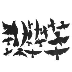 Jual Stiker Dekorasi Rumah Burung Merpati Terbang Seni Lukisan Dinding Ruang Tamu Kamar Tidur Dinding Vinyl Oem Branded