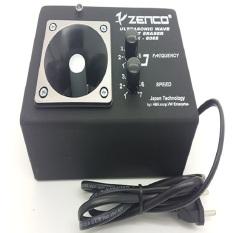 Focus Zenco VX-8088 Alat Pengusir Tikus Ultrasonic - Hitam