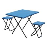 Beli Barang Folding Table With 2 Chairs Ft 3 Online