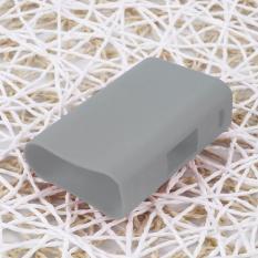 Untuk Evic Primo 200 W MOD Kotak Silicone Case Kulit Cover Bag Pocket Grey-Intl