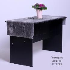 [FREE ACC HANDPHONE!!] taplak meja bulu unik bulu dashboard mobil accesories foto product bahan bulu jabrig bahan bulu lebat bahan bulu bulu
