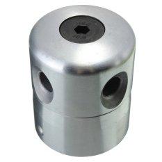 Beli Freebang Aluminium Line Head Double Line Trimmer Kepala Bobbin Untuk Bensin Brushcutter Murah