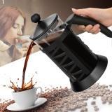 Spesifikasi French Press Kopi Espresso Maker 1000 Ml Kaca Tahan Panas Carafe Ketel Dengan Stainless Steel Plunger Tutup 2Pcs Oem Terbaru