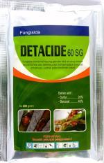 Jual Fungisida Botanik Detacide 60 Sg 250Gr Bma Murah