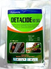 Jual Fungisida Detacide 60Sg 100Gr Benzoat Sulfur Online