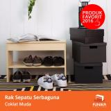 Funika 11079 Sbe Rak Penyimpanan Sepatu Dki Jakarta Diskon 50