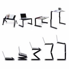 Jual Furigami Portable Laptop Table Black Online