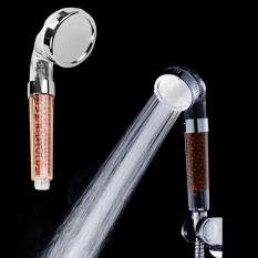 Spek Gaktai Anion Kepala Pancuran Genggam Mandi Spa Shower Set Alat Penyiram Tapis Semprotan Nozel Ukuran L Gaktai