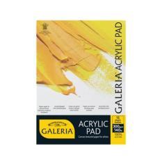 Galeria Acrylic Pad 10'x7' (25 x 17.5 cm)