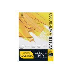 Galeria Acrylic Pad 7'x5' (17.5 x 12.5 cm)