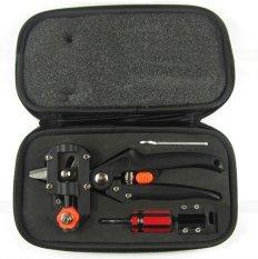 Jual Taman Buah Pohon Pro Pemangkasan Gunting Scissor Grafting Cutting Tools Pakaian Casing Branded Original